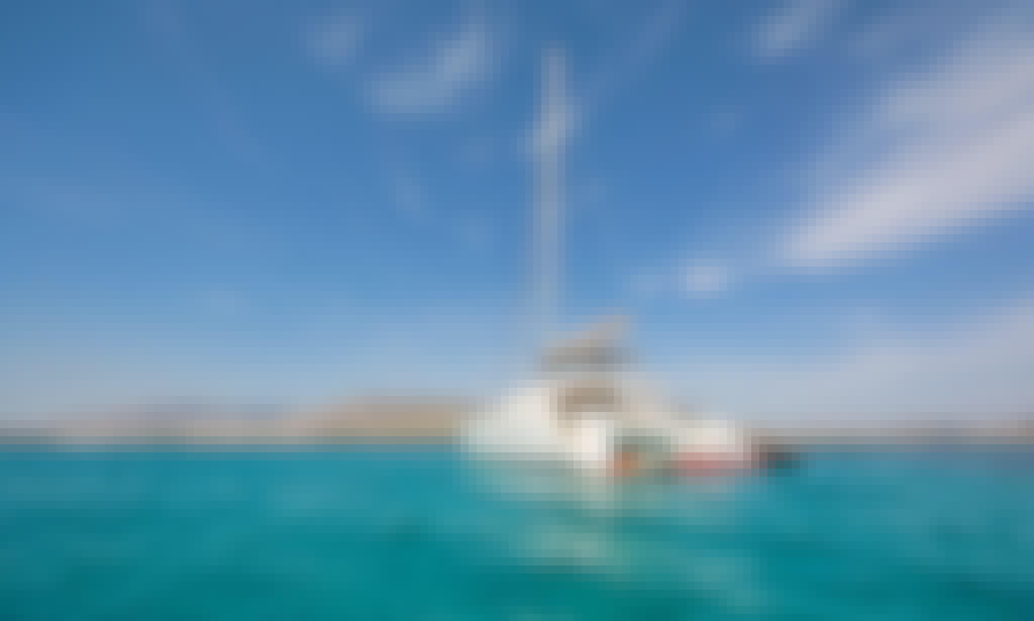 "Catamaran Lagoon 500 ""Mystique"" from Alimos, Greece"