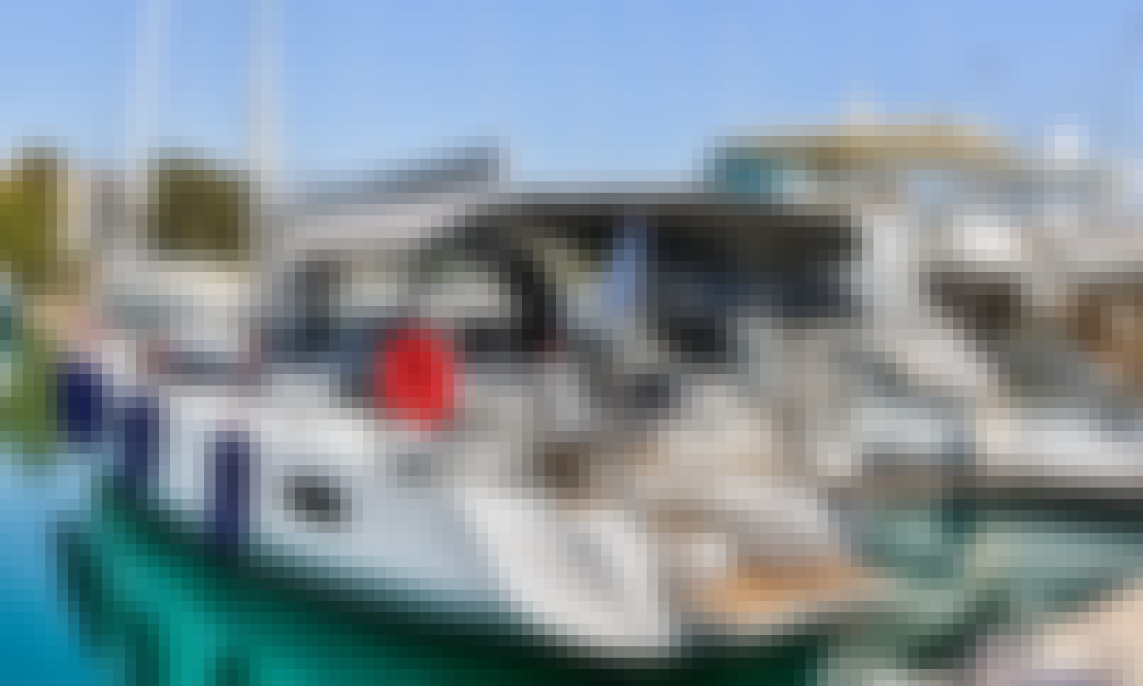 Special Jeanneau 54 Cruising Monohull Rental in Alimos