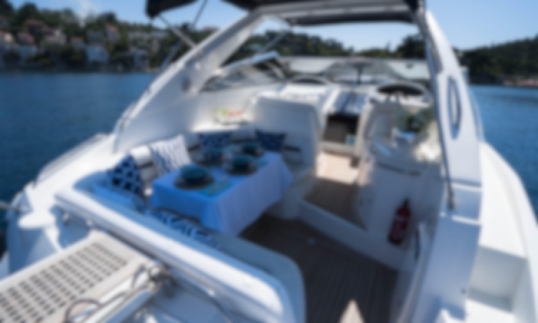 Sunseeker Portofino 35' Luxury in Beaulieu-sur-Mer