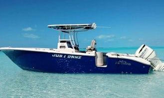 Fishing Charter Aboard Sea Chaser with Captain Yan!! In the Bahamas