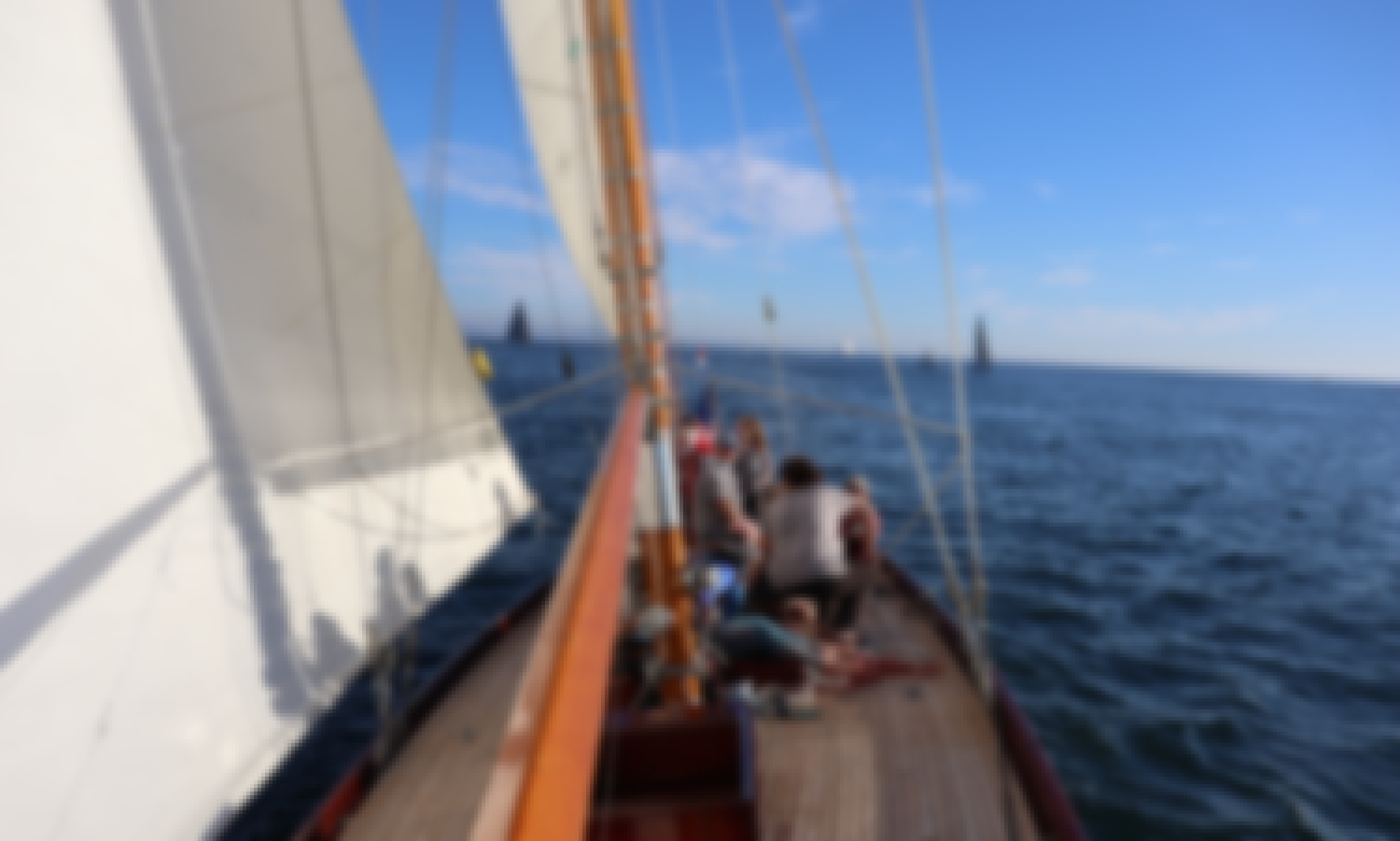 1927 Classic Sailing Yacht in San Diego