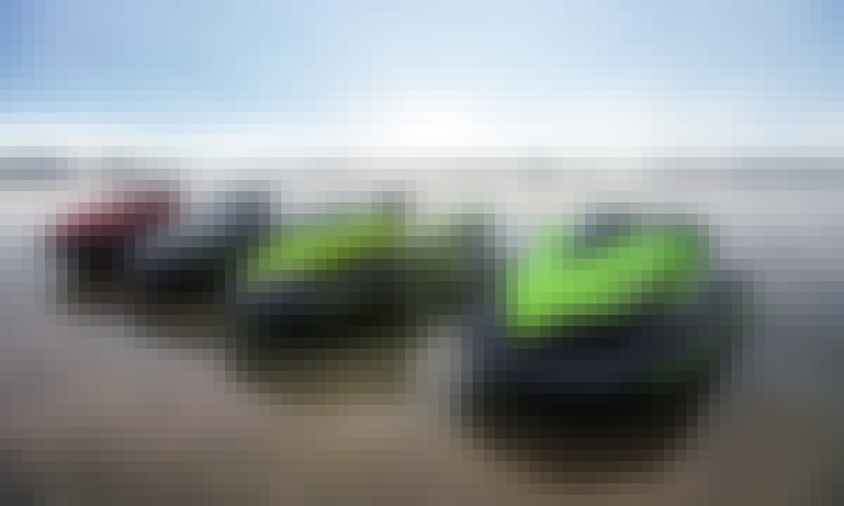 Kawasaki STX15F Jetskis for rent Las Vegas / Henderson, NV Starting 3/1/2020