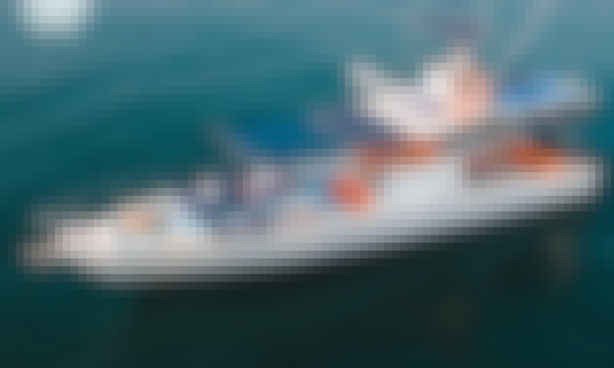 Cigarette Racing 45' Powerboat for Charter in Puerto Vallarta