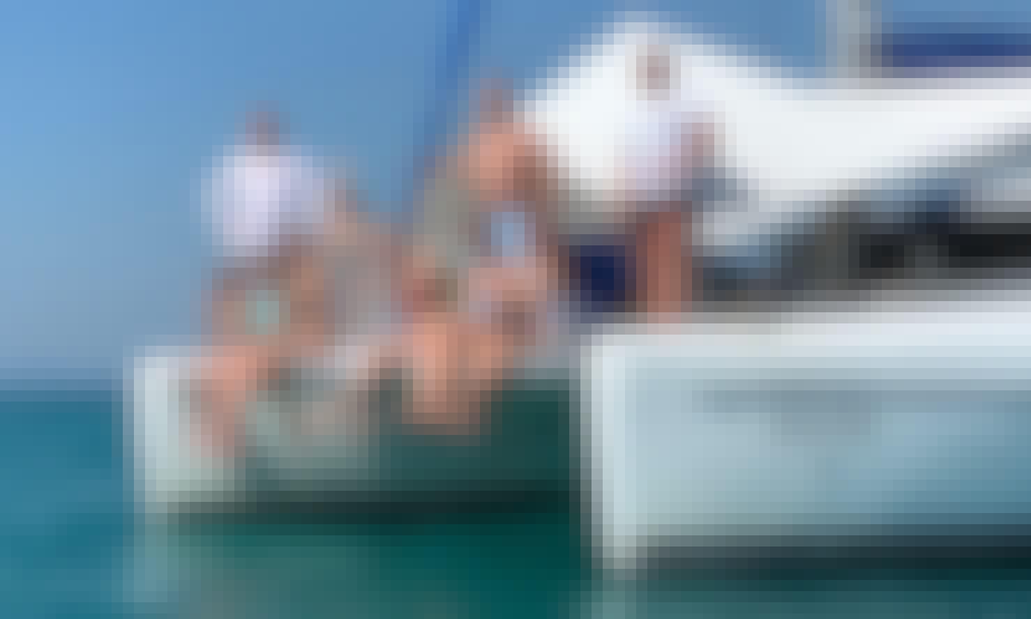 Luxury Catamaran Experience