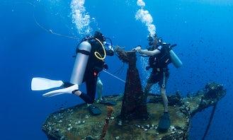 Advanced Open Water Diver (PADI Course)