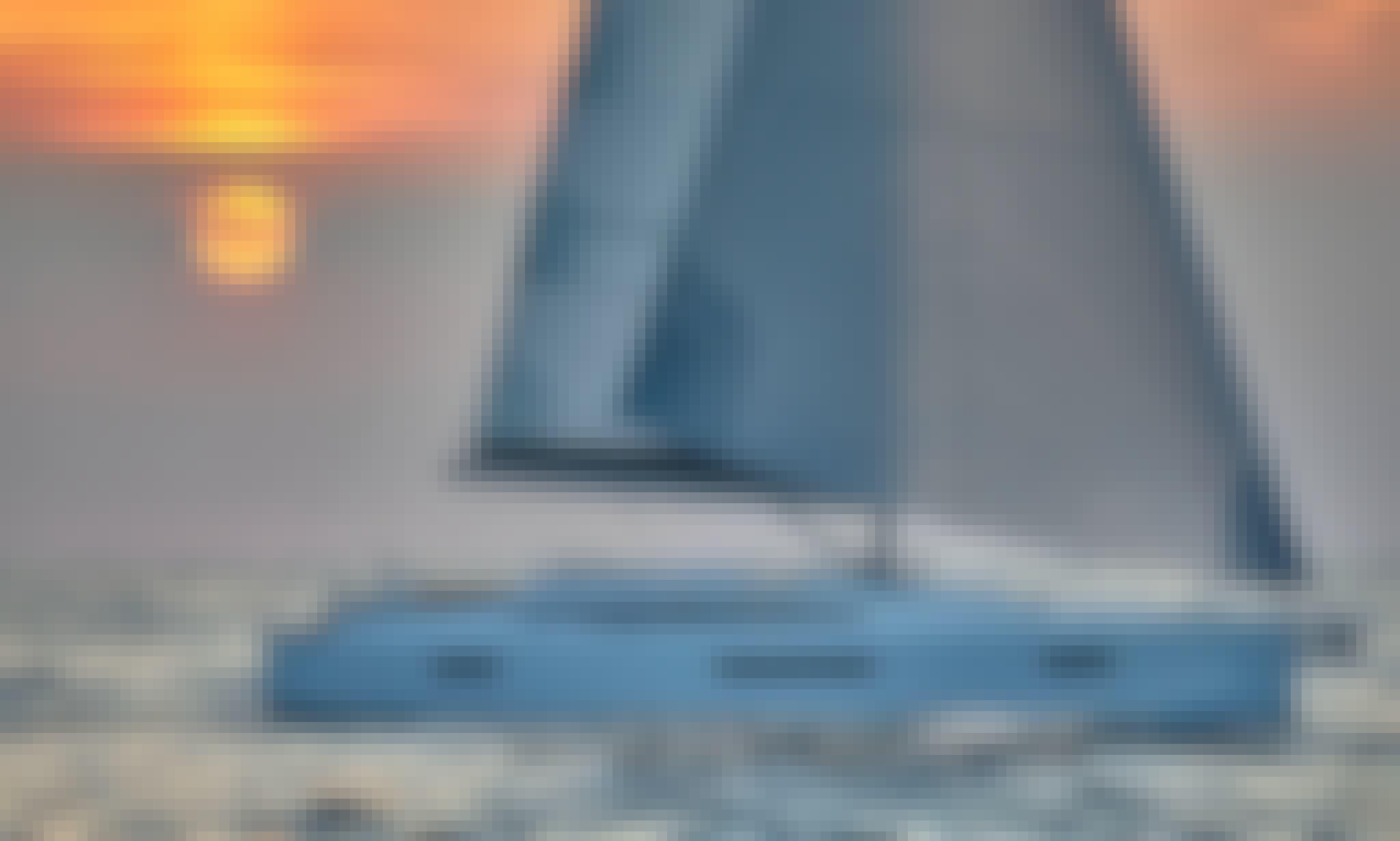 """""""Sammy"""" Sun Odyssey 410 Sailing Yacht for Charter in Lefkada, Greece"""