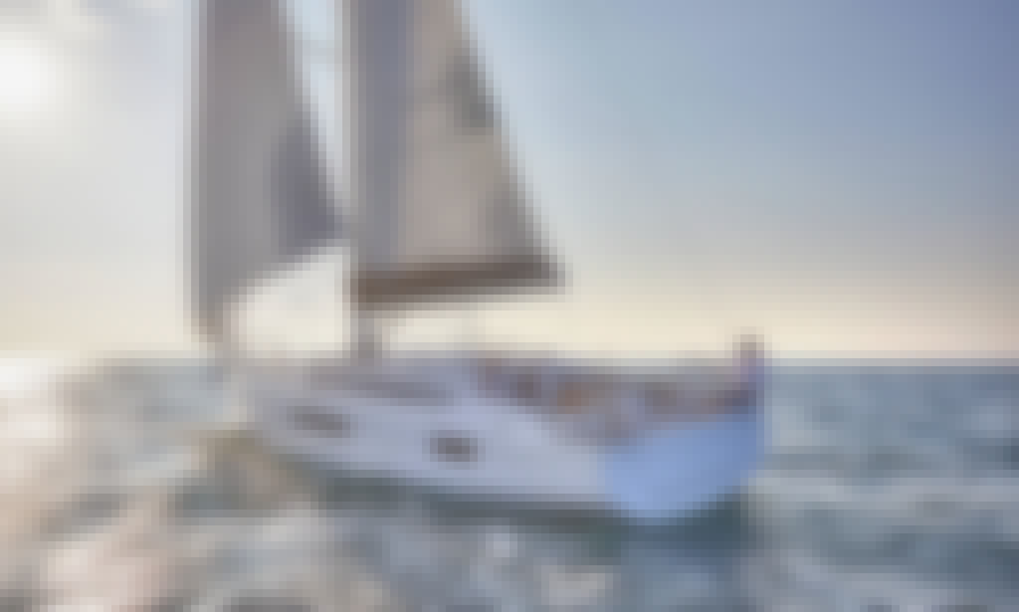"Charter the ""Locean"" Sun Odyssey 410 Sailing Yacht in Lefkada, Greece"