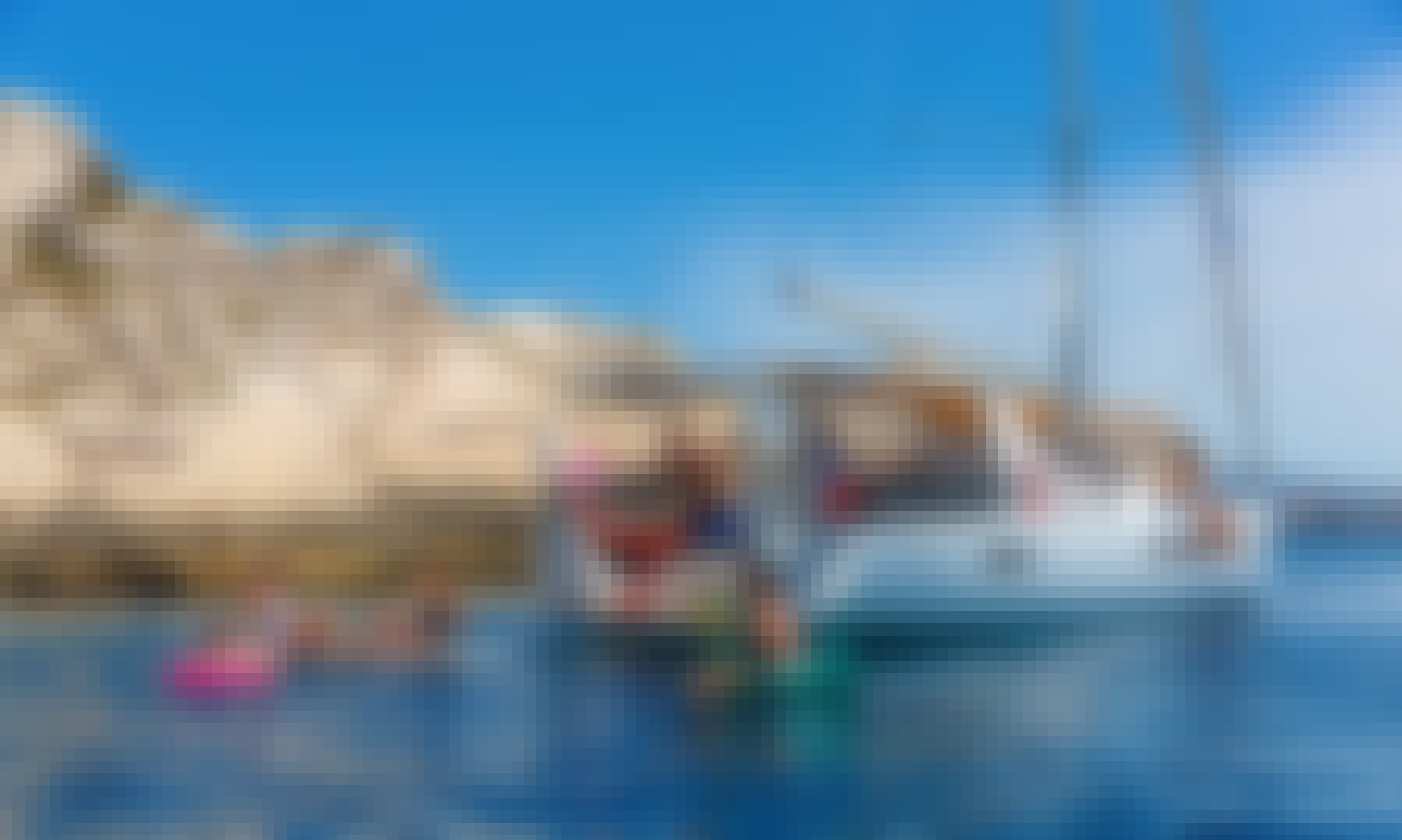 Bareboat Charter Sun Loft 47 Cruising Monohull in Kos, Greece - Early Booking Discount Available!