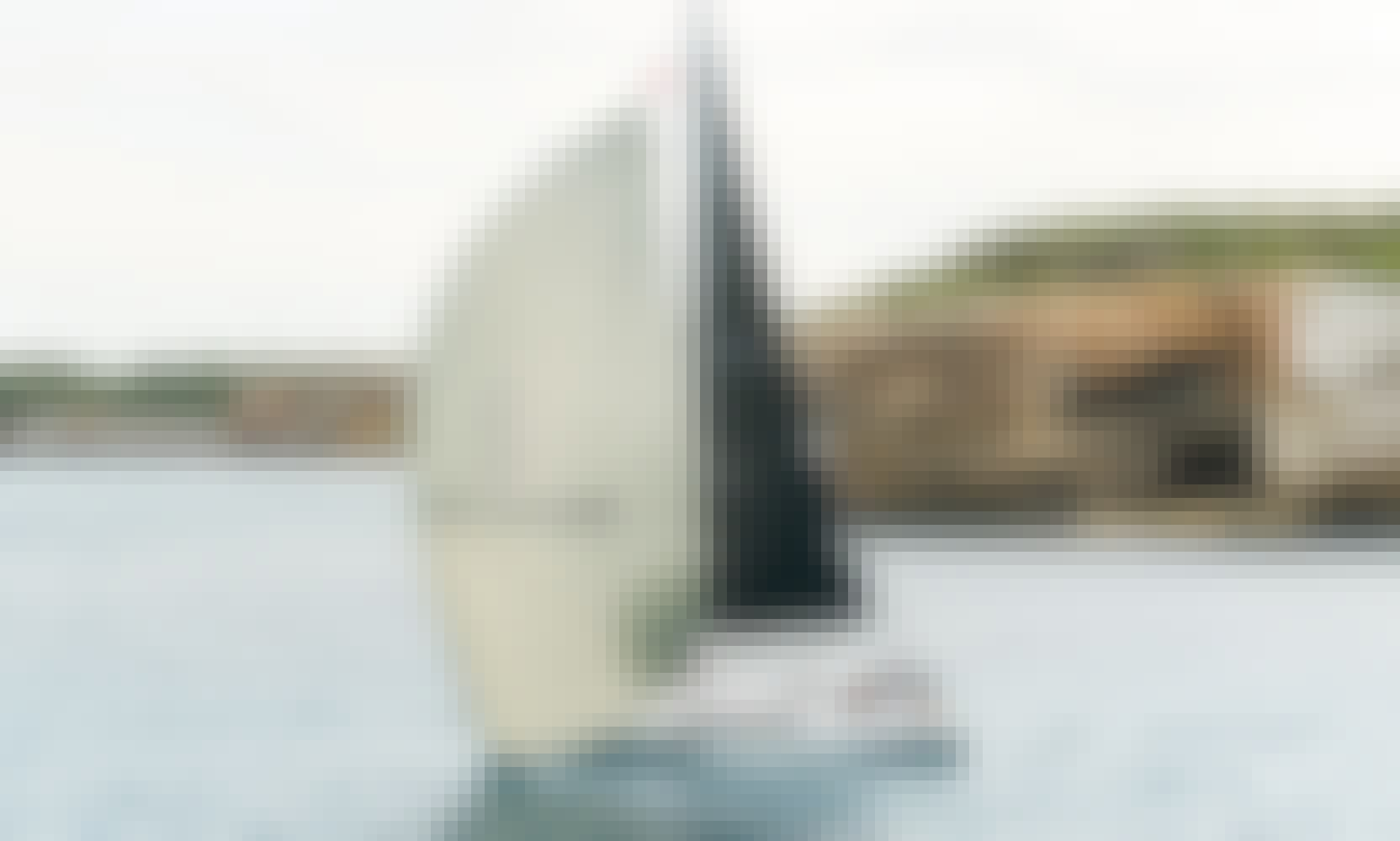 Oceanis 41.1 Sailing Yacht Charter in Alimos, Greece