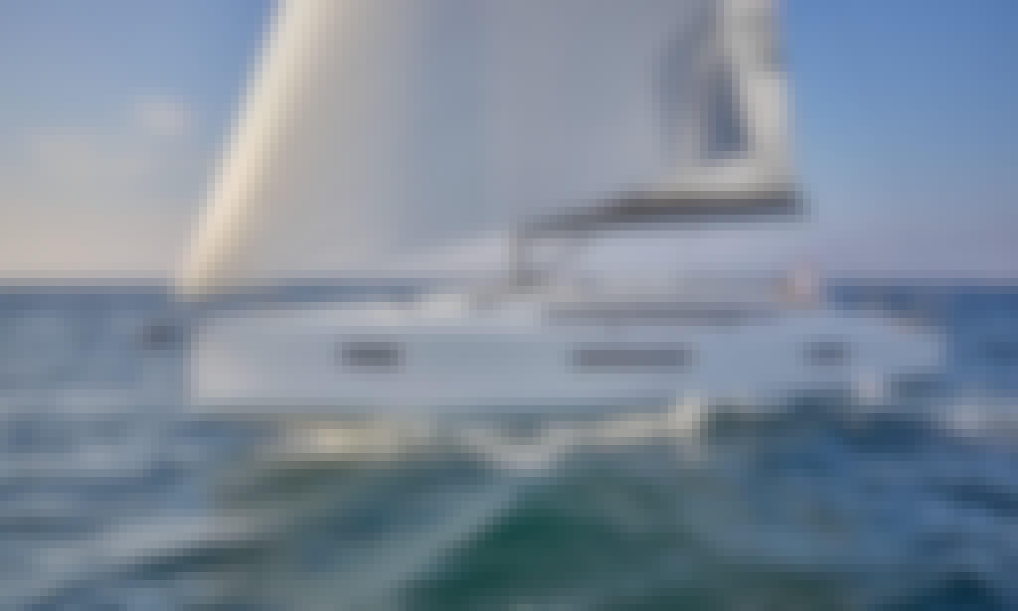 """Elcano"" Jeanneau Sun Odyssey 410 Sailing Yacht for Charter in Corfu, Greece"