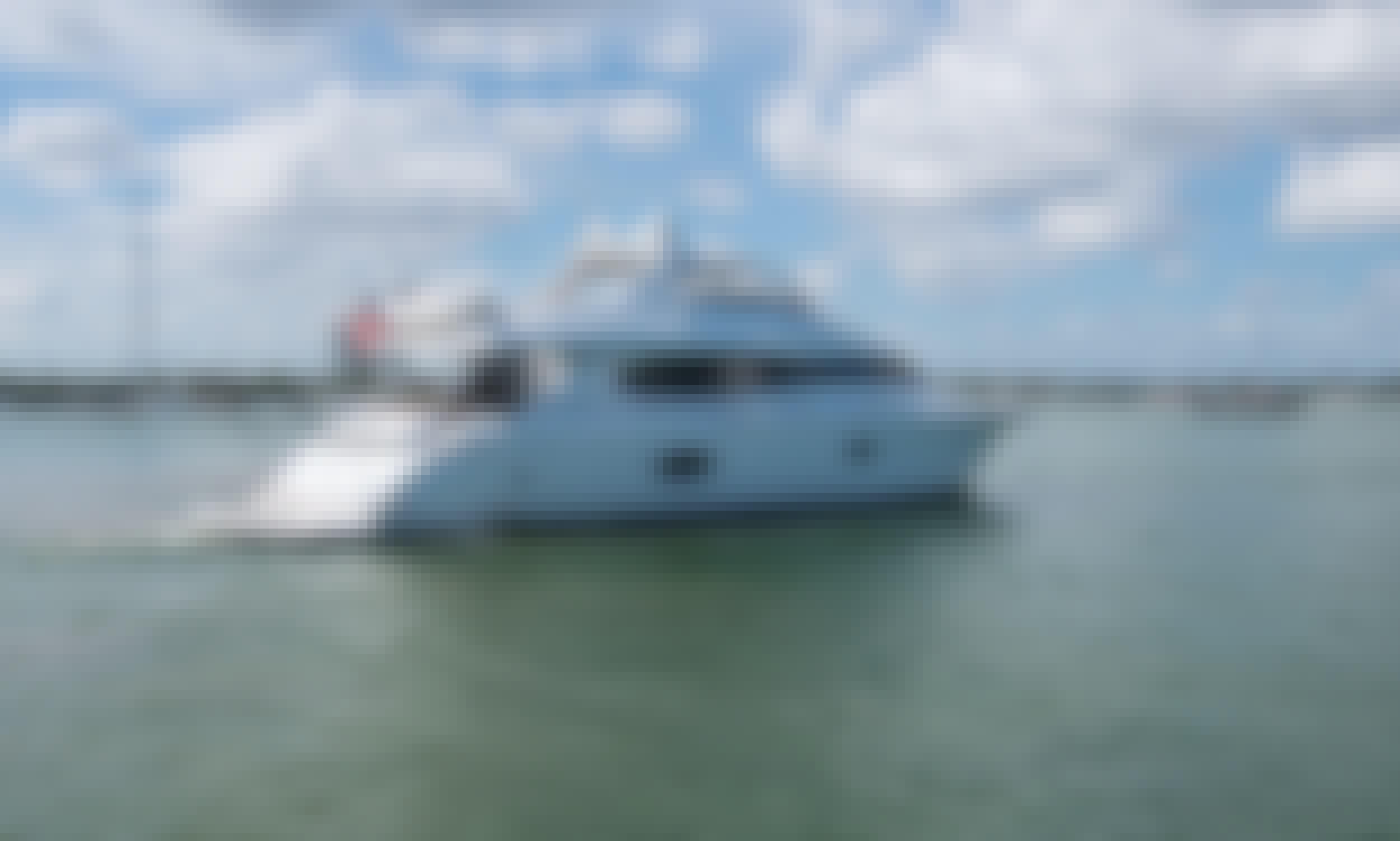 """Chip"" Lazzara 84 - Mega Yacht in Palm Beach"