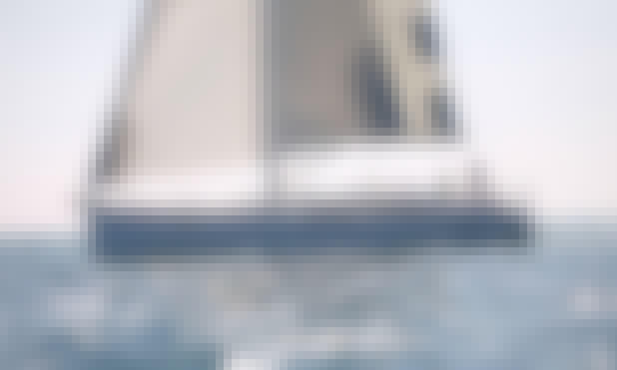 Jeanneau Sun Odyssey 449/2019 Sailing Yacht for Charter in Pirovac, Croatia