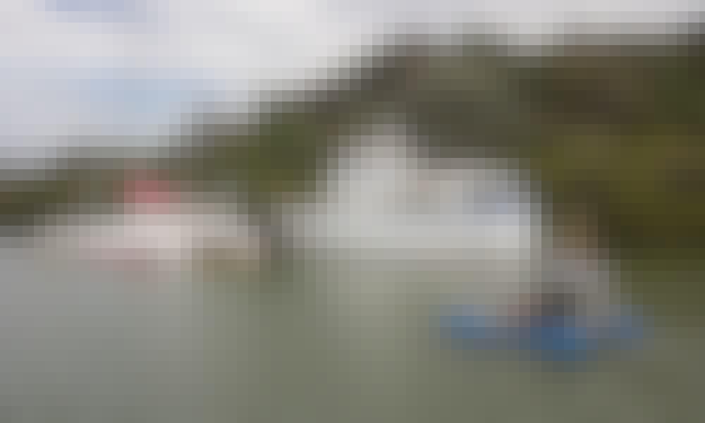 Incredible Silent Electric Boat Rental for Cruising the Kerikeri River, NZ