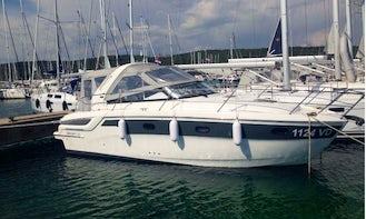 Bavaria Sport 32/2016 Motor Yacht for Charter in Pirovac, Croatia