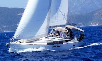 2016 Jeanneau Sun Odyssey 479 Cruising Monohull for Charter in Sporades Island, Greece