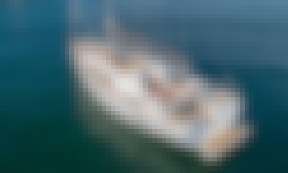 Charter the 2019 Hanse 458 Cruising Monohull in Kontokali, Greece