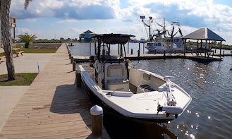 Inshore Fishing Trip in Myrtle Grove, Louisiana with Captain Rick