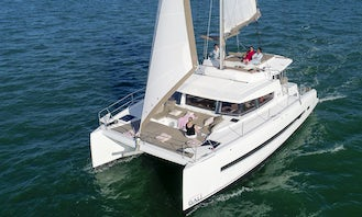 Bali 4.3 Bareboat Charter for Up to 10 Guests in Alimos, Greece