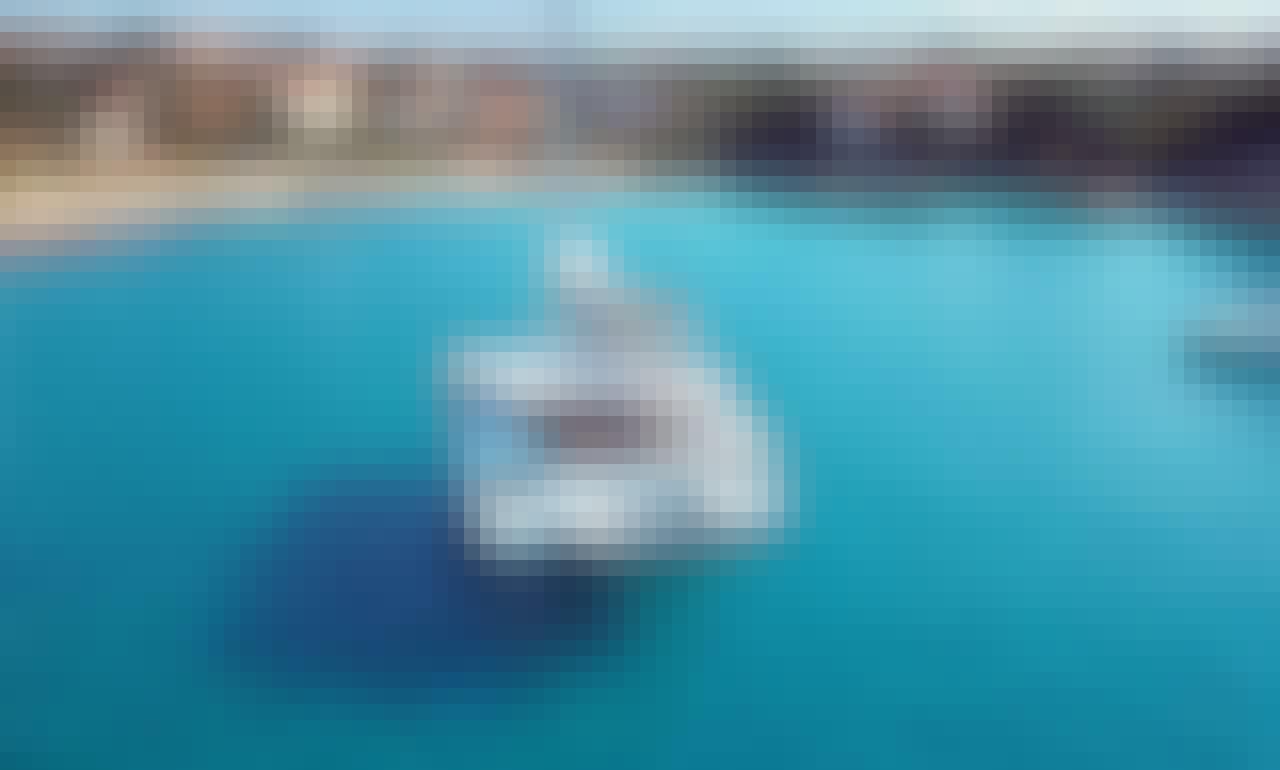 Charter the 2019 Fountain Pajot Lucia 40 Sailing Catamaran in Eivissa, Spain