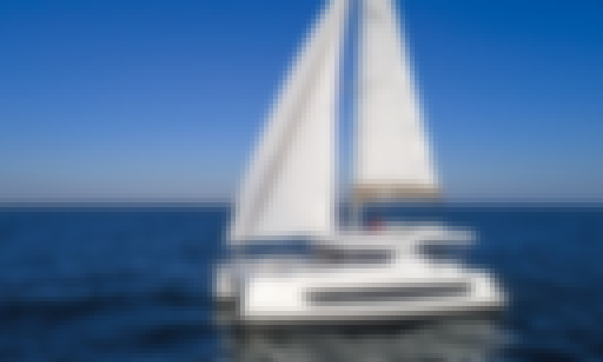 Bali Catspace Bareboat Charter for Up to 10 People in Alimos, Greece