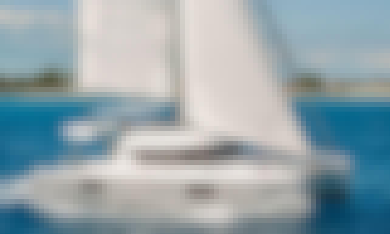 Explore Ionian Islands on a Lagoon 42 Bareboat Charter in Lefkada, Greece