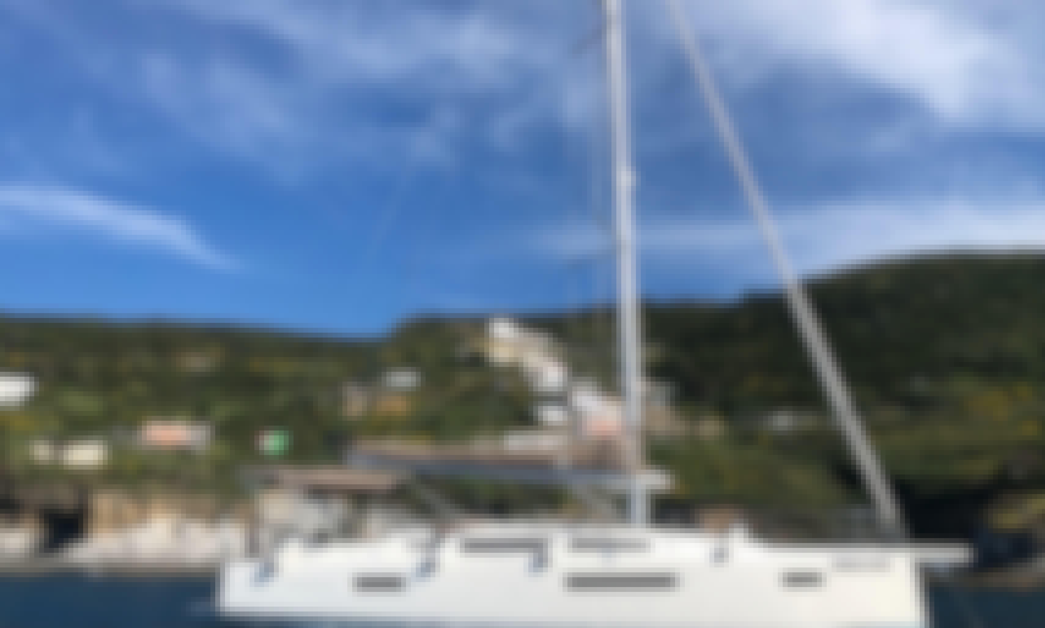 """Charter 41ft """"Non è Mia"""" Sun Odyssey 410 Sailing monohull In Nettuno, Italy"""