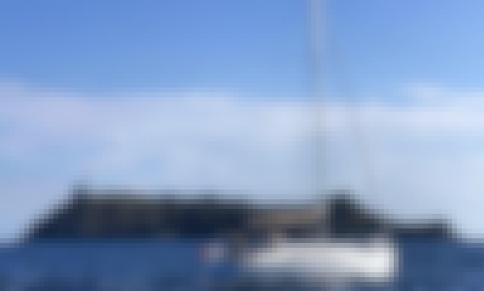 """Charter the 44ft """"Sail Dance"""" Sun Odyssey 440 Sailing Yacht in Nettuno"""