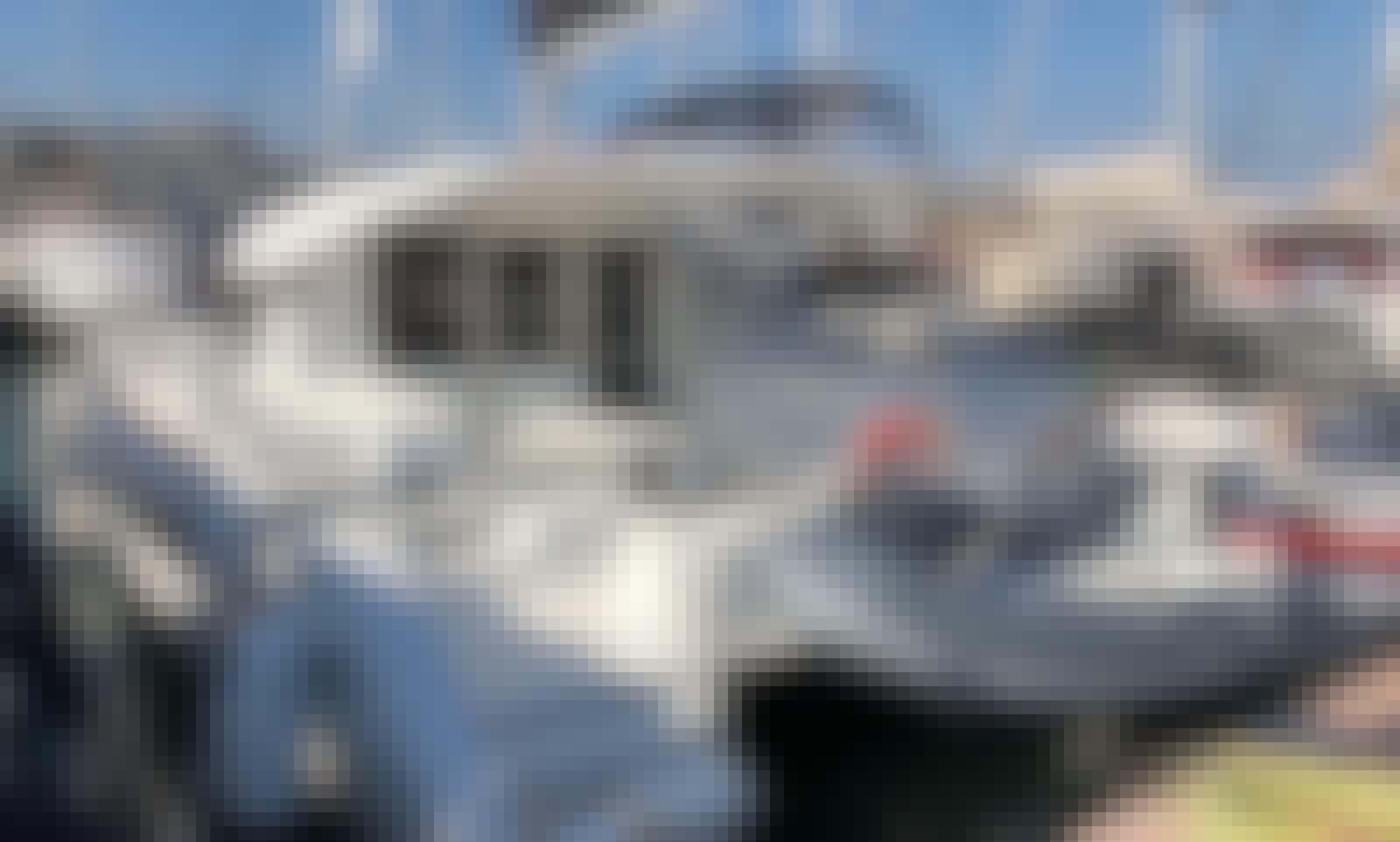"Charter 40ft ""Manik"" Lagoon 40 Sailing Catamaran In Nettuno, Italy"