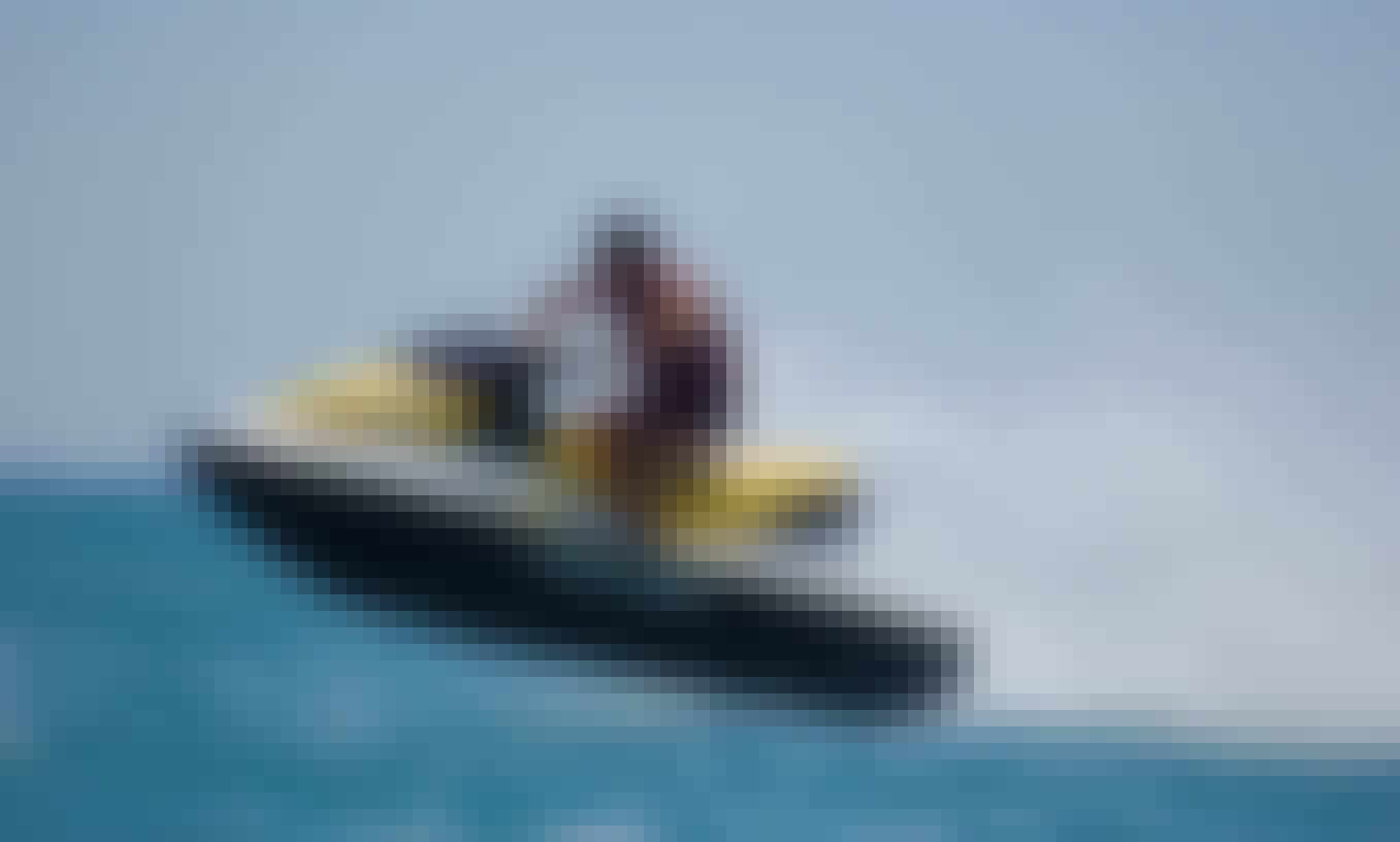 Jetski and Parasailing Experience for One in Manuel Antonio, Quepos