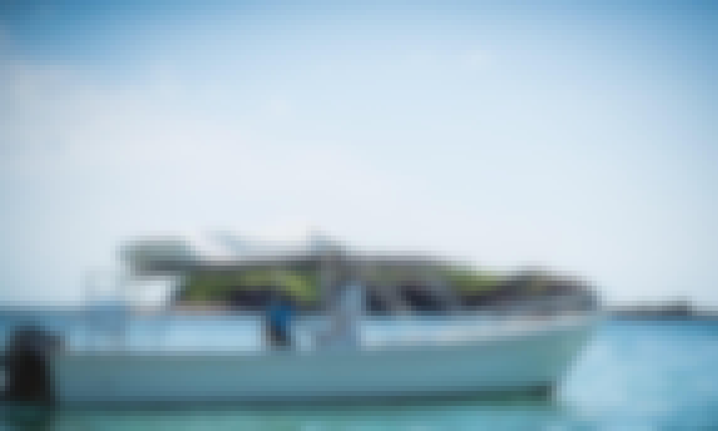 Super Panga 33' For Charter in Islas Marietas tour 4.5 hours