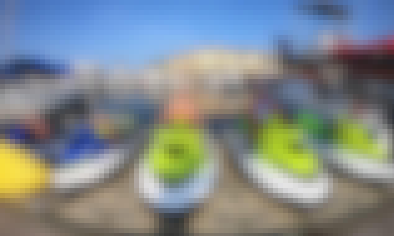 Jet Ski Rental in Punta Mita