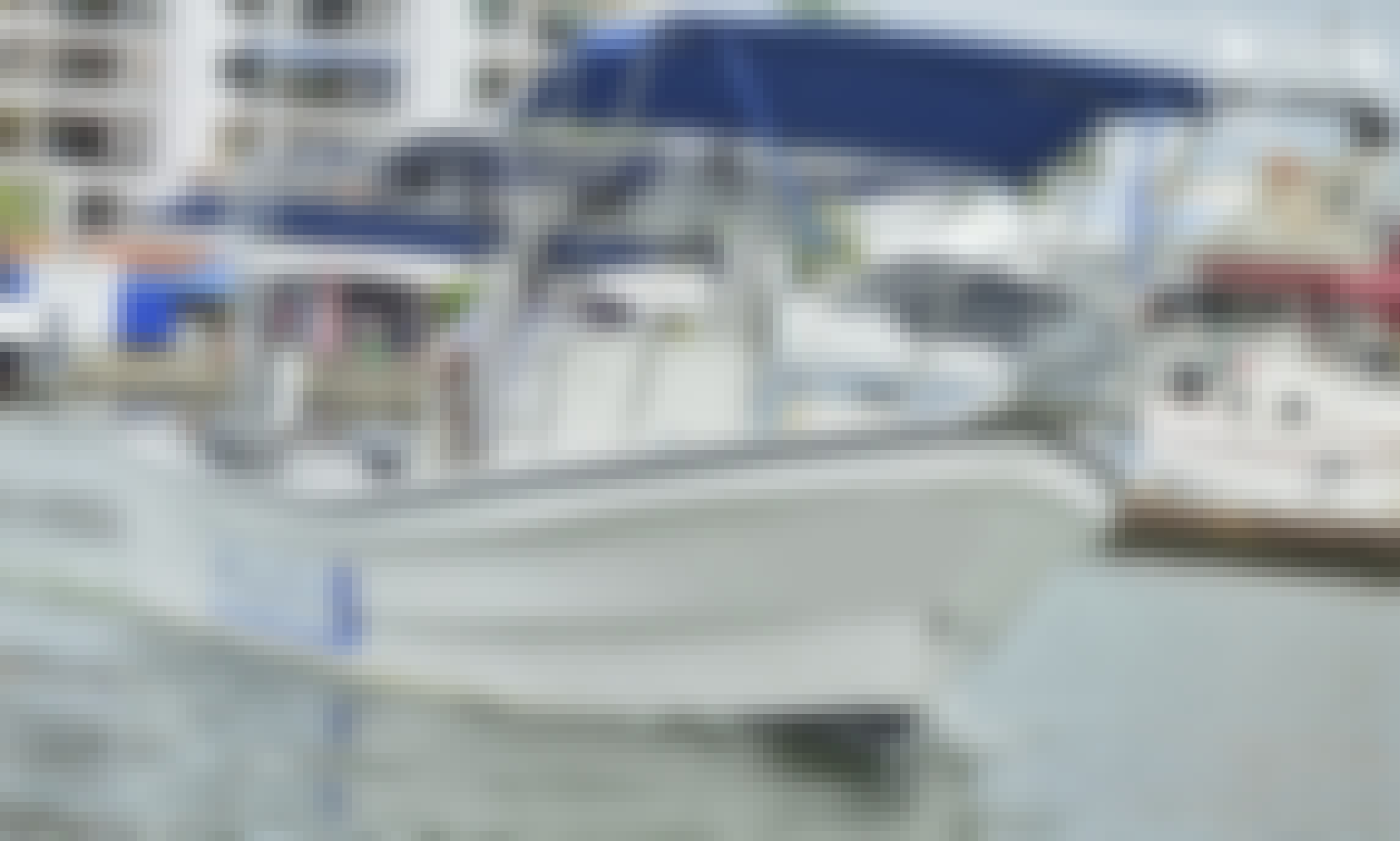 Super Panga Dinghy 27' Powerboat with 2 Mercury 60hp