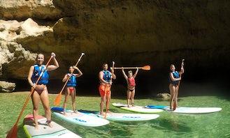 Stand up Paddleboard Adventure in Lagoa, Faro