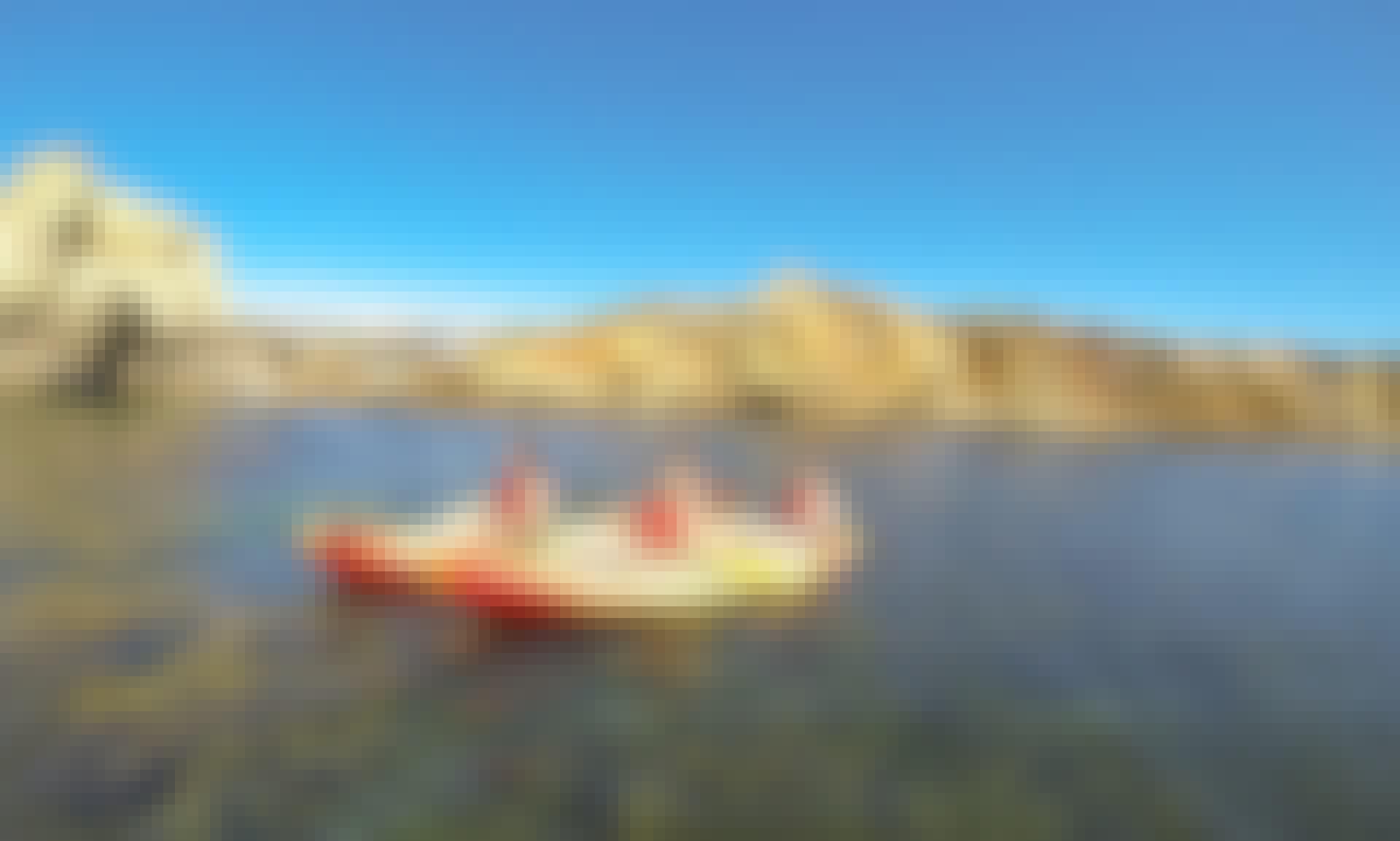 Kayaking Adventure in Albufeira, Faro!