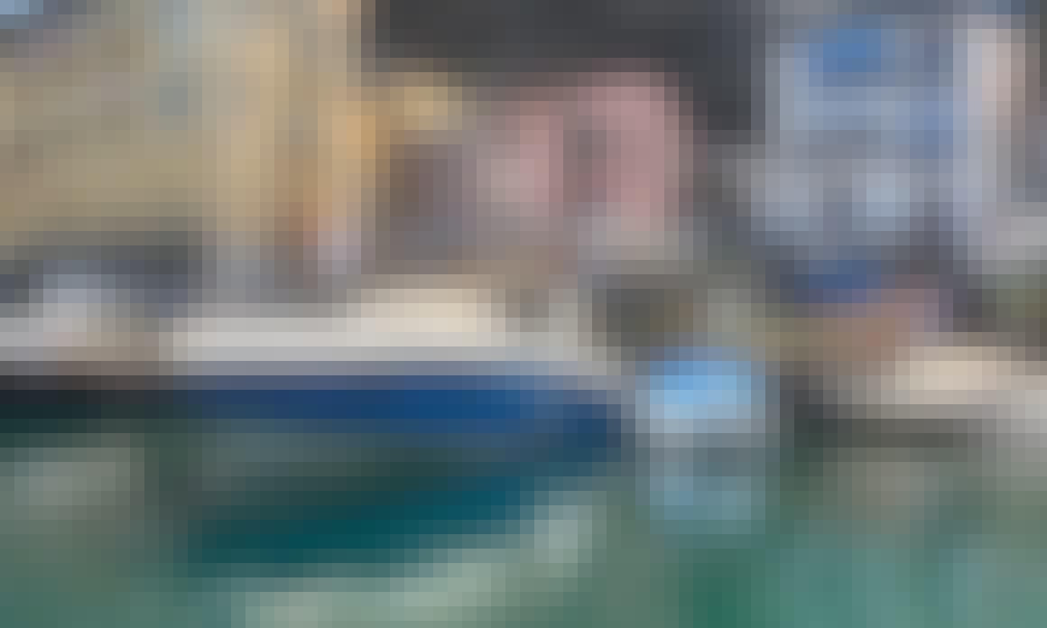 Mano Marine 37 version Gran Sport Motor Yacht for Rent in Piano di Sorrento
