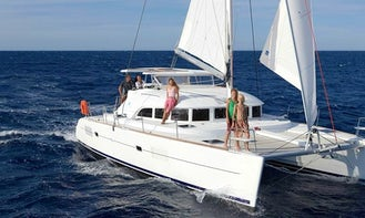 Explore the Wonders of Corfu, Greece with a Lagoon 380 Bareboat Charter