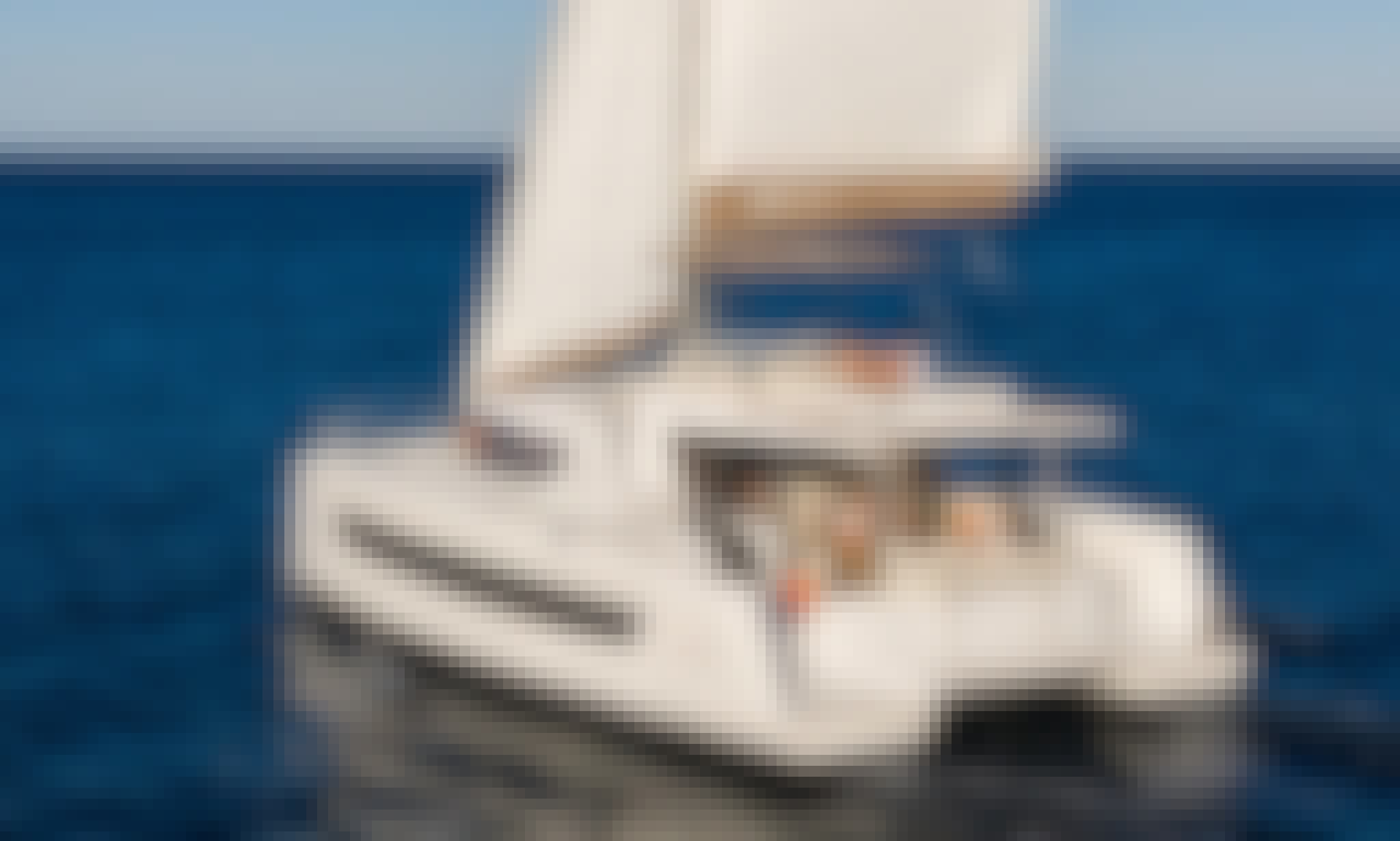 Amazing Bali 4.8 Bareboat Charter for Up to 12 Guests in Corfu, Greece