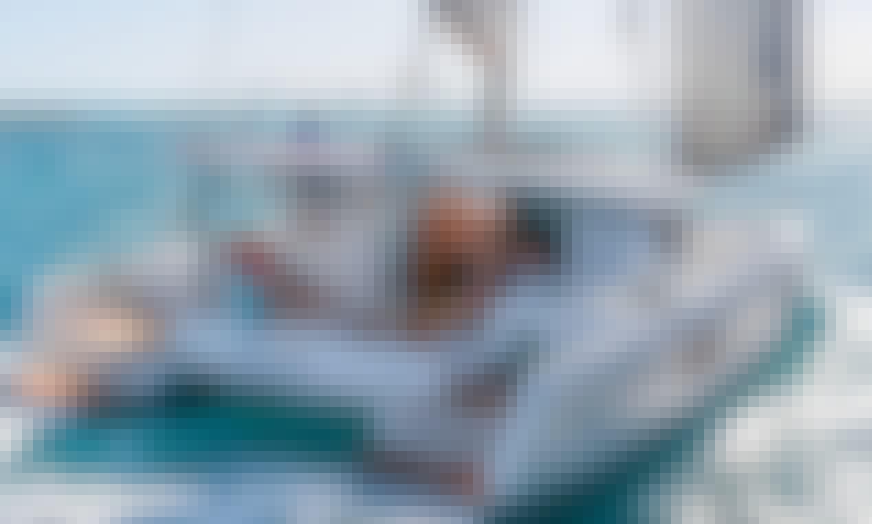 Explore the Ionian Islands Aboard a Lagoon 42 for 10 People in Corfu, Greece