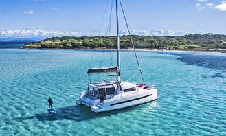 Amazing Bali 4.1 Bareboat Charter for Up to 10 People in Corfu, Greece