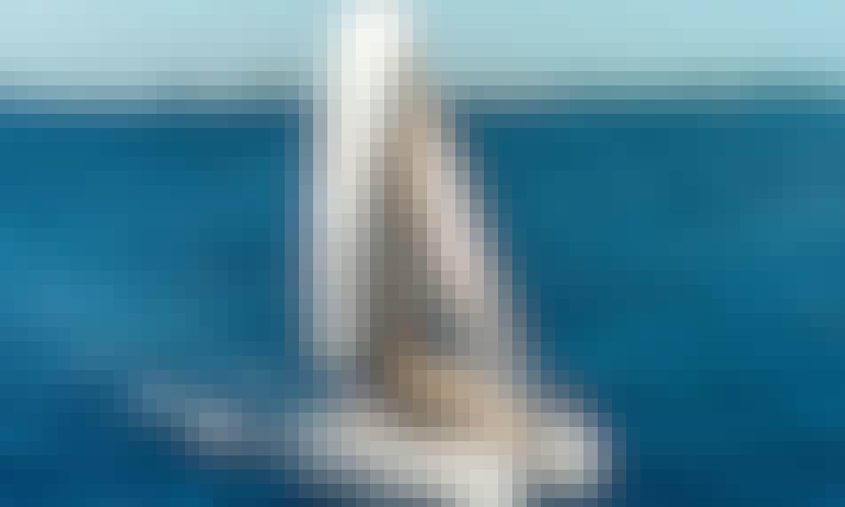 2015 Lagoon 39 Cruising Catamaran Charter for 10 People in Kos, Greece