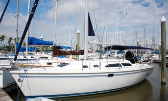 Catalina 32' 'Holiday' Sailboat for up to 6 people