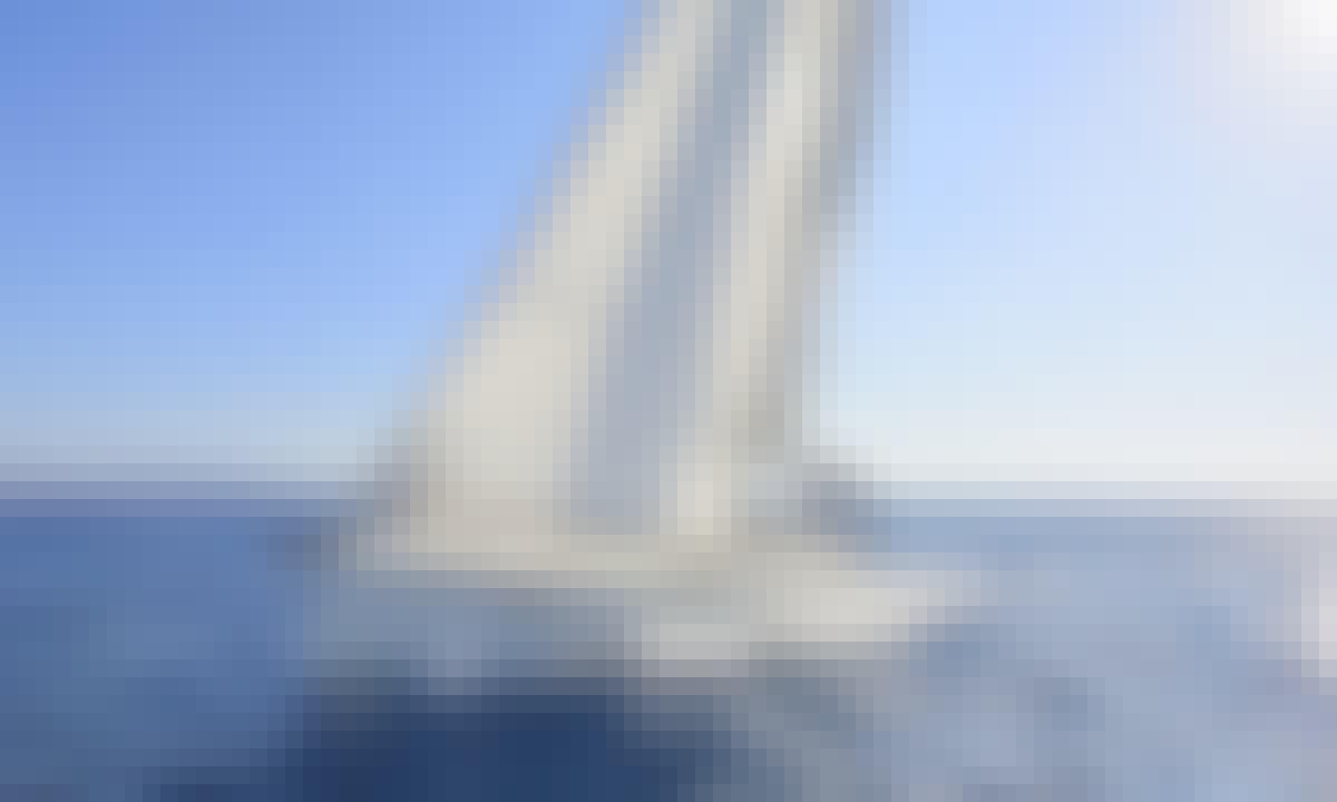 Oceanis 41 Sailing Yacht Charter in Kos, Greece
