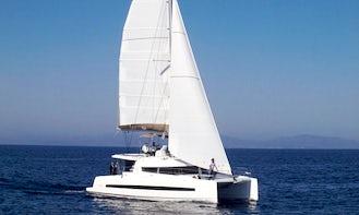 12-Person Bali 4.3 Bareboat Charter in Skiathos, Greece