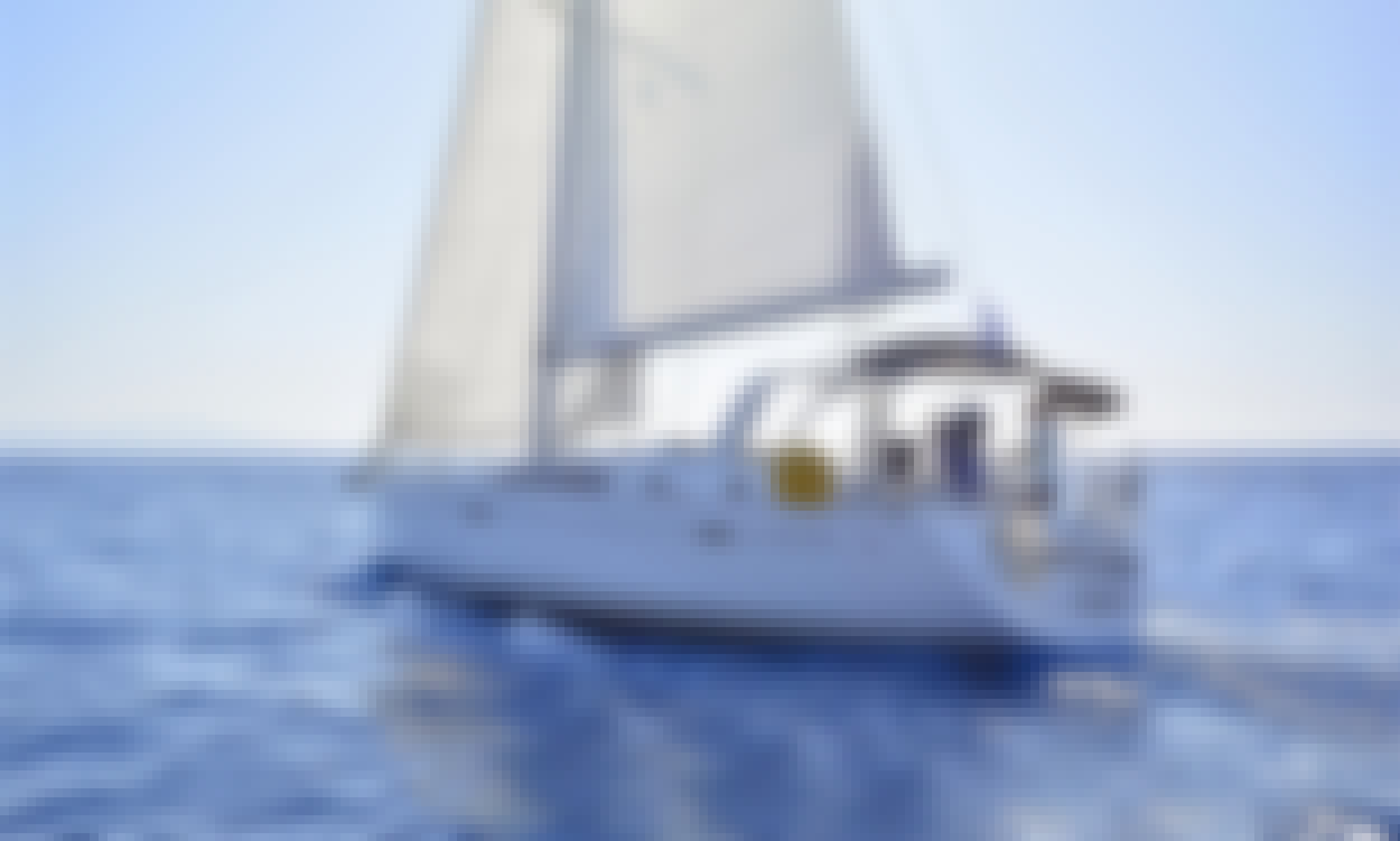 Oceanis 50 Family Sailing Yacht with A/C & Generator in Preveza, Greece
