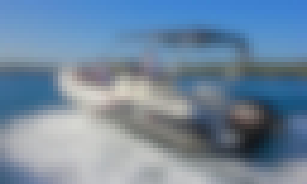 "27ft ""Menorcamar I"" BSC Sport 75 RIB Rental in Cap d'Artrutx"