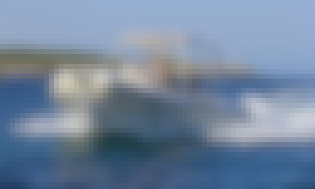 "Rent the ""Menorcamar III"" BSC Classic 75 RIB in Cap d'Artrutx, Illes Balears"