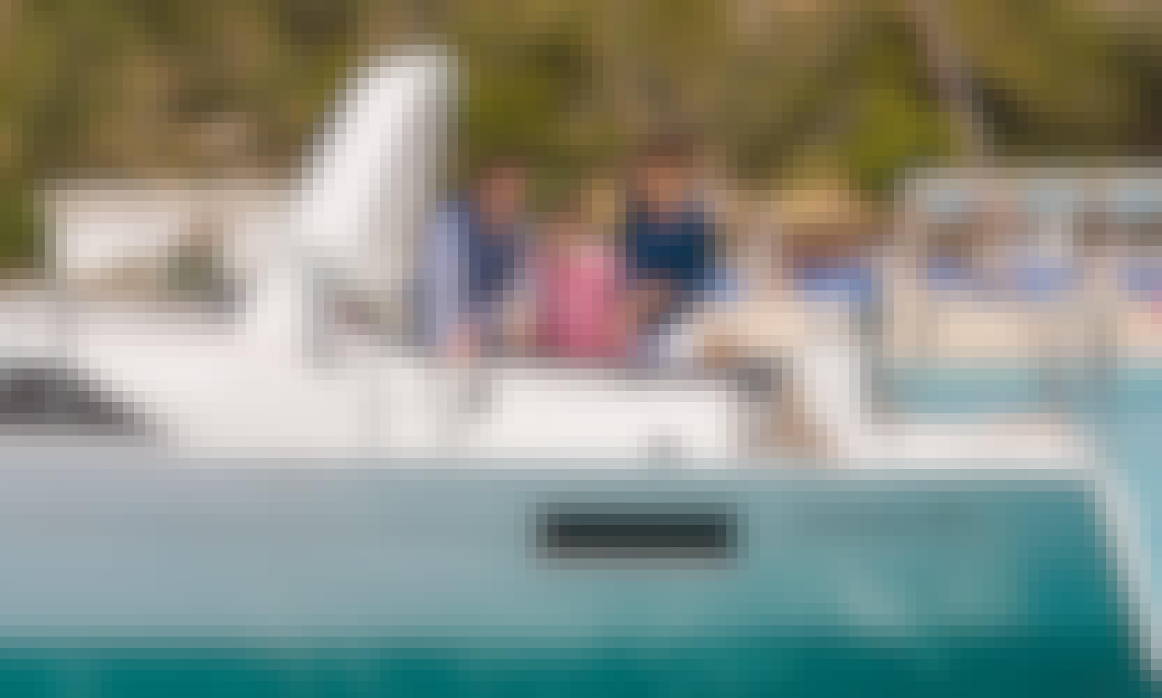 Sailing Yacht Charter Oceanis 41.1 in Skiathos, Greece