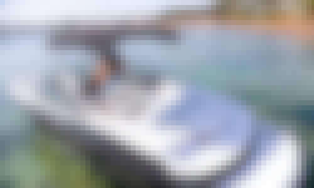 """Menorcamar X"" Monterrey 224 FS Bowrider Rental in Cap d'Artrutx, Illes Balears"