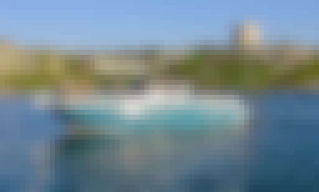 """Menorcamar VIII"" Invictus 240 FX Center Console Boat Rental in Cap d'Artrutx, Illes Balears"
