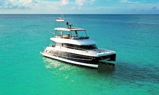 Power Catamaran Charters Bahamas, Exumas